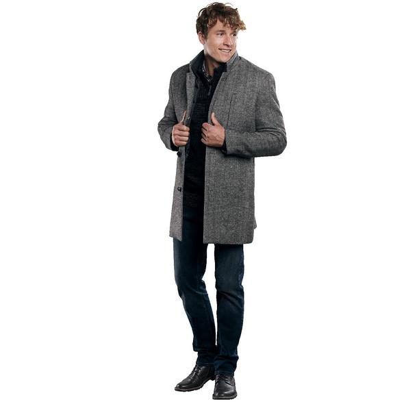 Stilvoller Mantel
