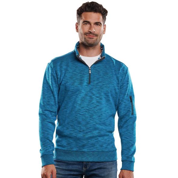 Sweatshirt Stehbund