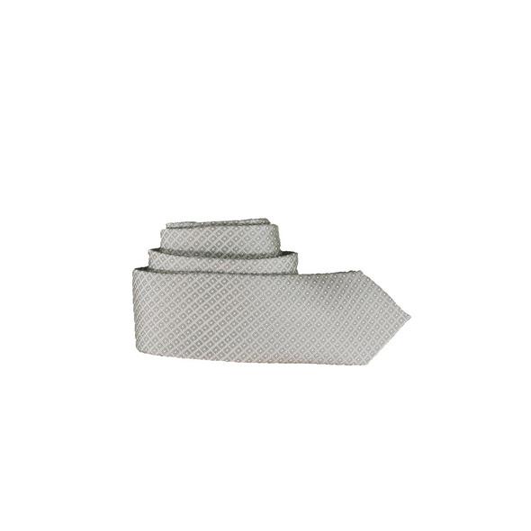 Modische Krawatte mit dezentem Muster
