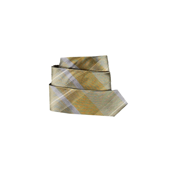 Krawatte mit stilvollem Karomuster