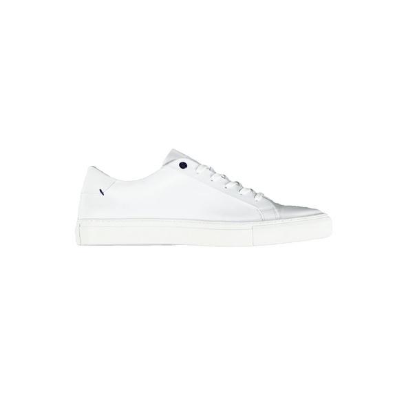 Sneaker weiß aus Rindsleder