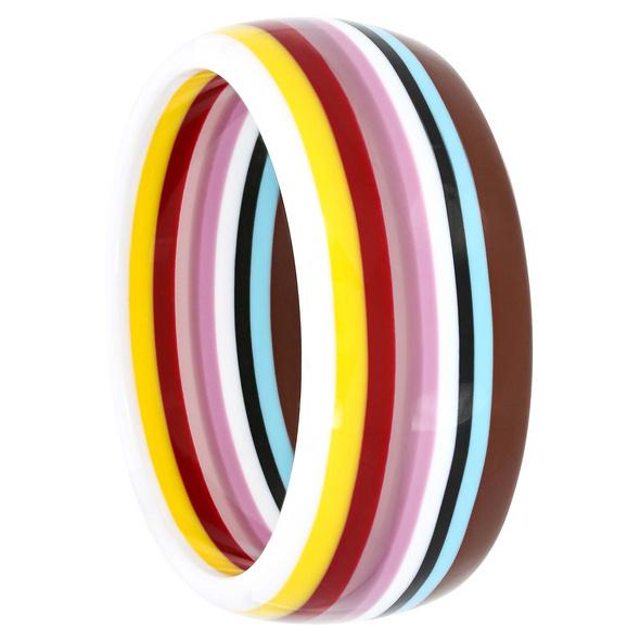 Armband -  Multicolour Lines