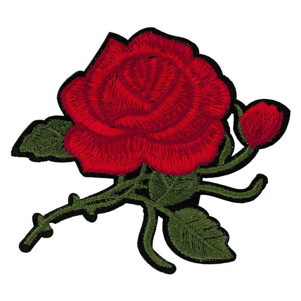 Patch - English Rose