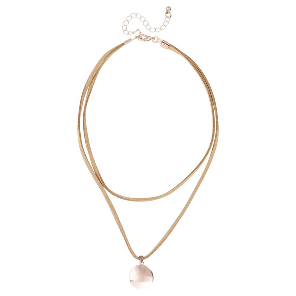 Kette - Nude and Rosé