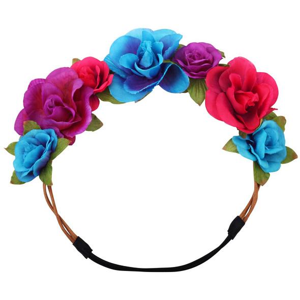 Haarband - Flower Power