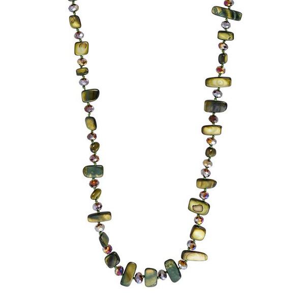 Kette - Lush Gemstones