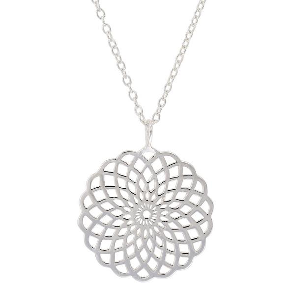 Kette - Silver Amulett