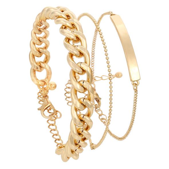 Armband-Set - Fancy Gold