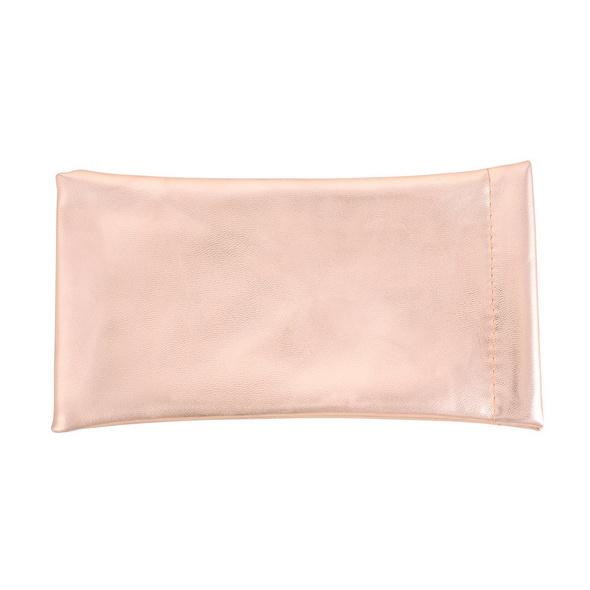 Sonnenbrillen-Etui - Rosé