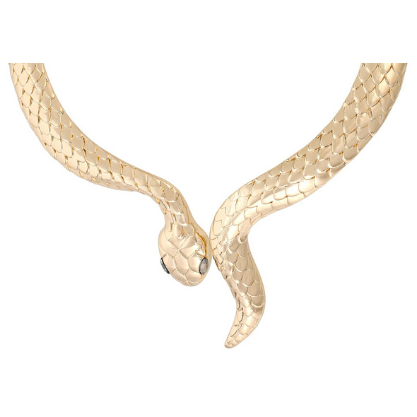 Kette - Snake Style