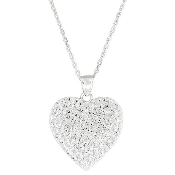 Kette - Heart of Glass