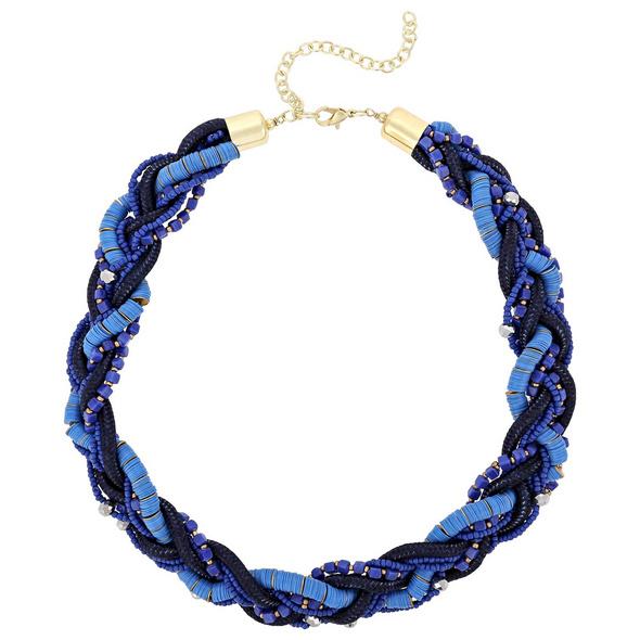 Kette - Blue Stone