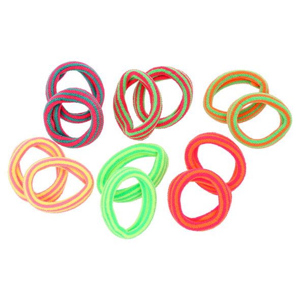 Kinder Haargummi - Rainbow