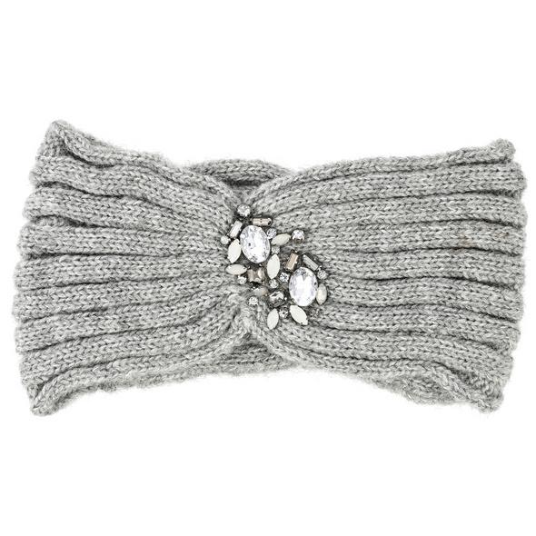 Stirnband - Grey Shimmer