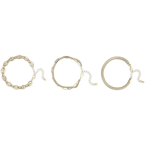 Armband-Set - Golden Variety