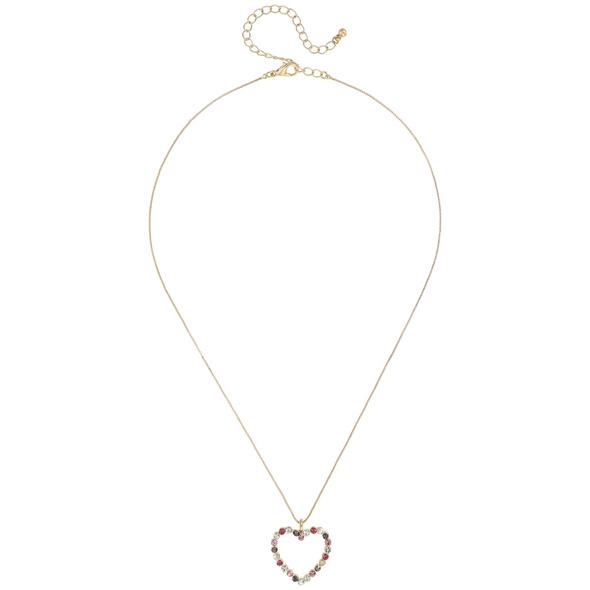 Kette - Shiny Heart