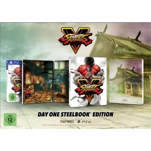 Street Fighter V (ohne Steelbook)