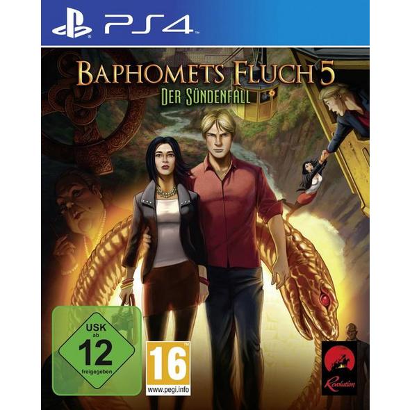 Baphomets Fluch 5 - Der Sündenfall (Premium Edition)