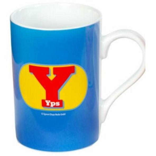 YPS - Keramiktasse Logo