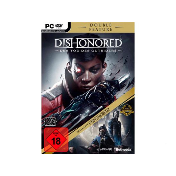 Dishonored Double Feature