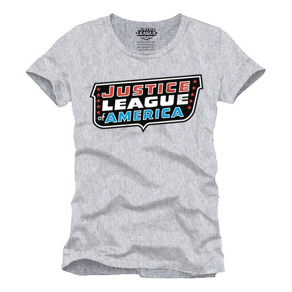 DC Comics - T-Shirt Justice League America (Größe L)