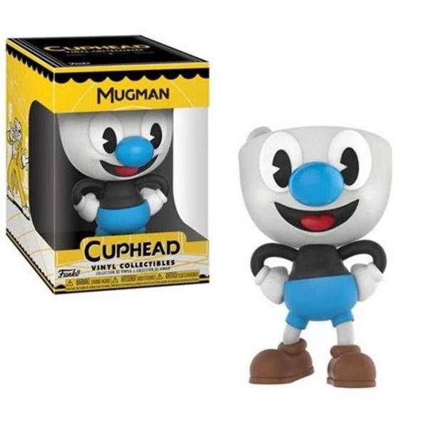 Cuphead - Vynl Figur Mugman