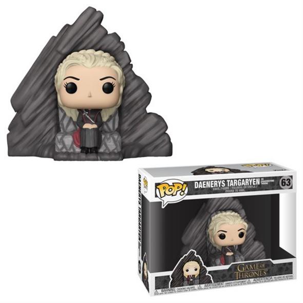 Game of Thrones - POP! Vinyl-Figur Daenerys Targaryen (Super Size)