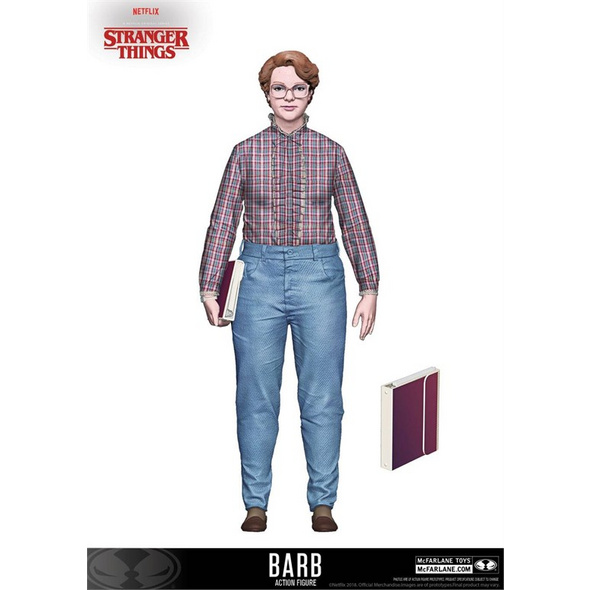 Stranger Things - Figur Barb