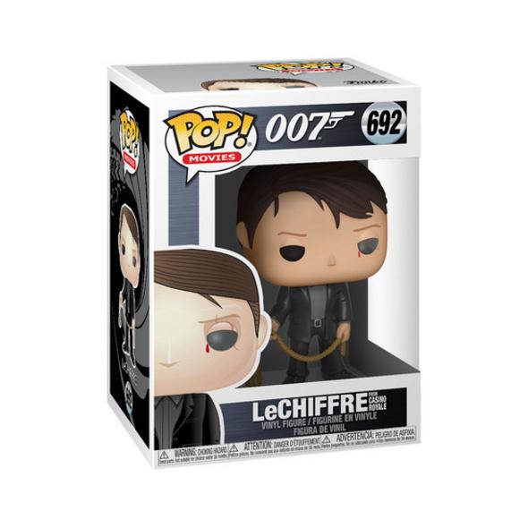 James Bond - POP!- Vinyl Figur Le Chiffre