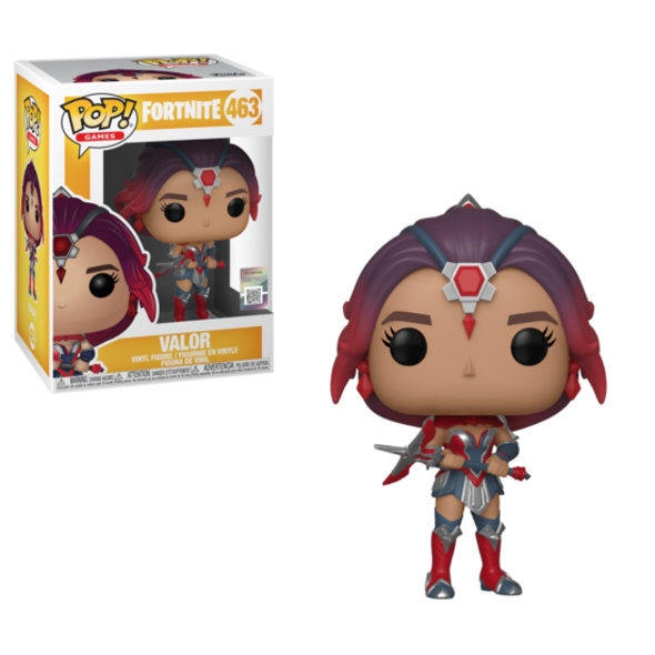 Fortnite - POP! Vinyl-Figur Valor