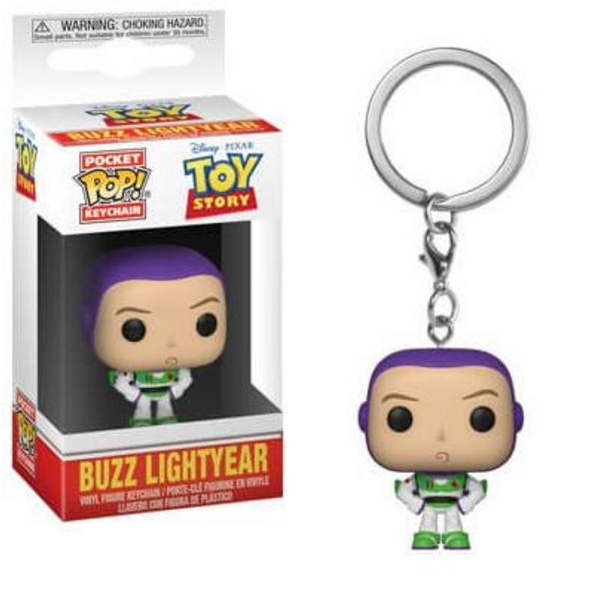 Toy Story - Pocket POP! Schlüsselanhänger Buzz Lightyear