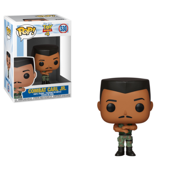 Toy Story - POP!-Vinyl Figur Combat Carl Jr.