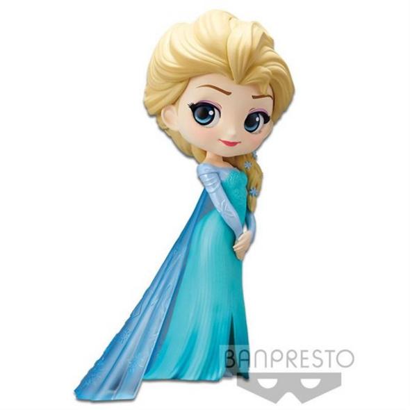 Disney - Figur Q Posket Elsa