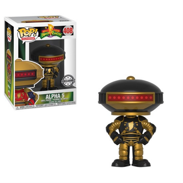 Power Ranger - POP!-Vinyl Figur Alpha 5