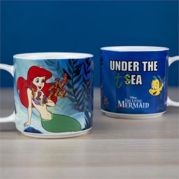 Disney Arielle die Meerjungfrau - Tasse Under the Tea