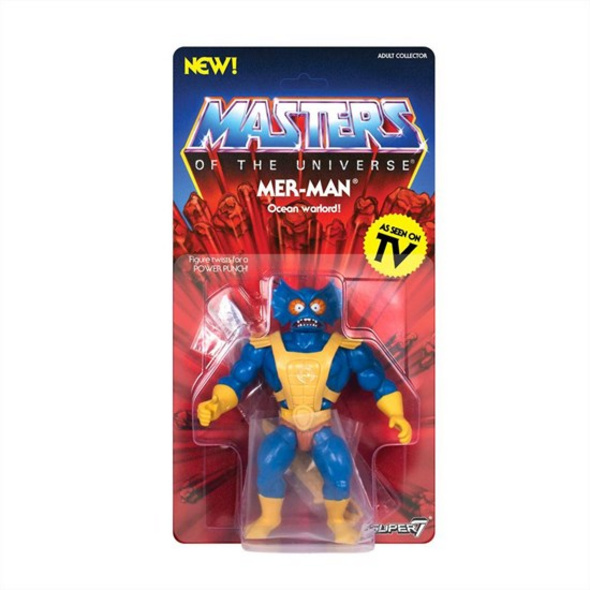 Masters of the Universe - Actionfigur Mer-Man