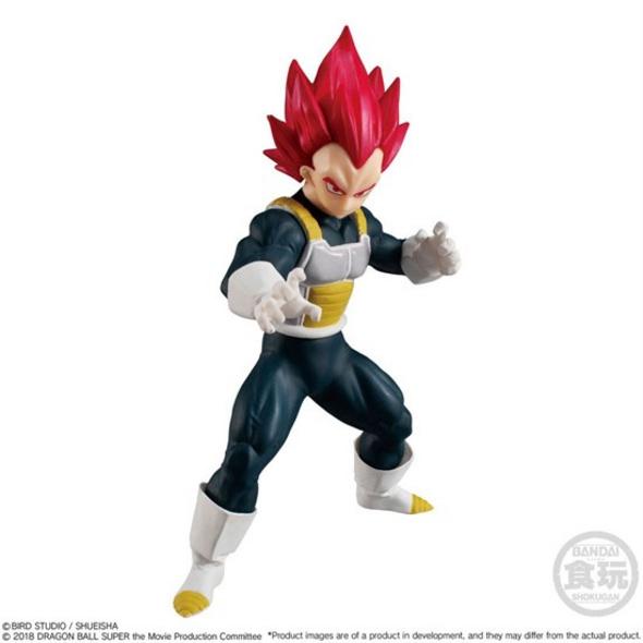 Dragon Ball Super - Figur Super Saiyan Gott Vegeta