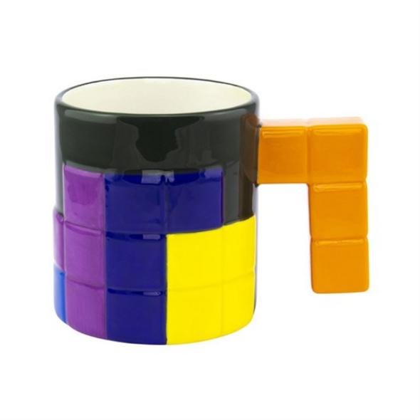 Tetris - Tasse 3D