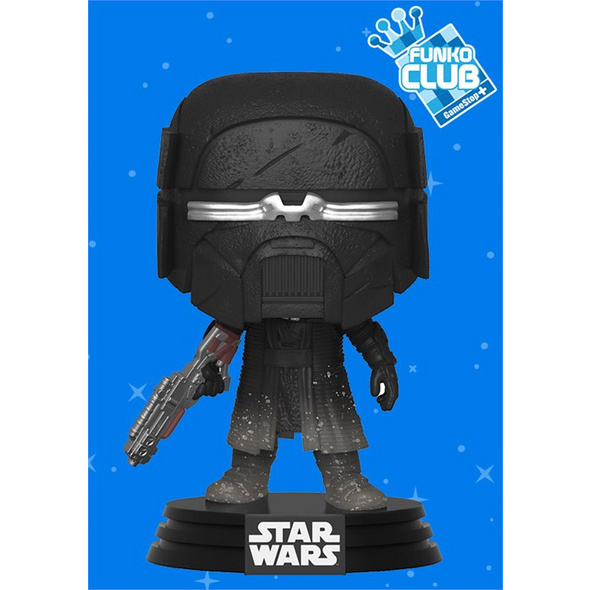Star Wars - POP!-Vinyl Figur Knight of Ren Blaster Rifle (Funko Club exklusiv!)