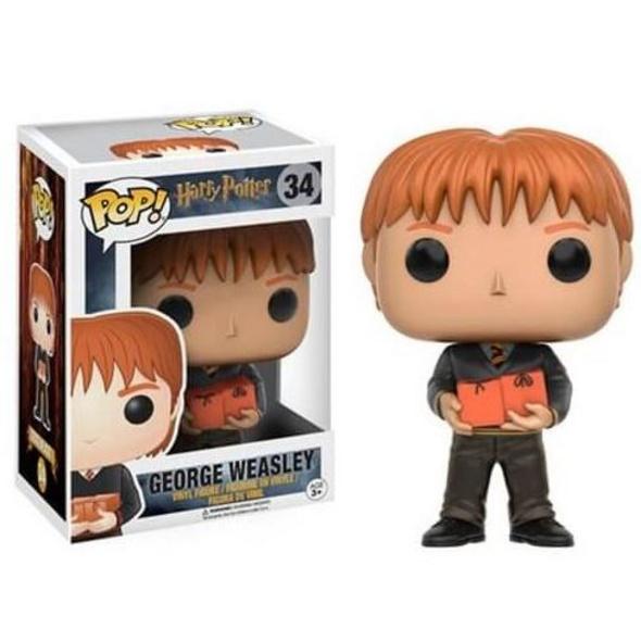 Harry Potter - POP!-Vinyl Figur George Weasley