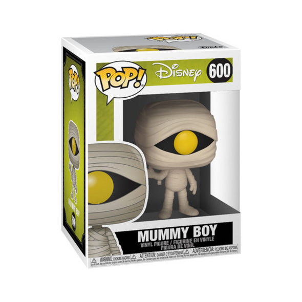 Nightmare Before Christmas - POP!-Vinyl Figur Mummy Boy