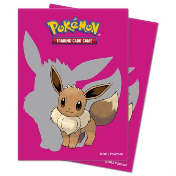 Pokémon Sammelkartenspiel: Karten-Sleeves Evoli