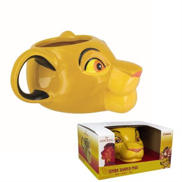 König der Löwen - Tasse Simba 3D