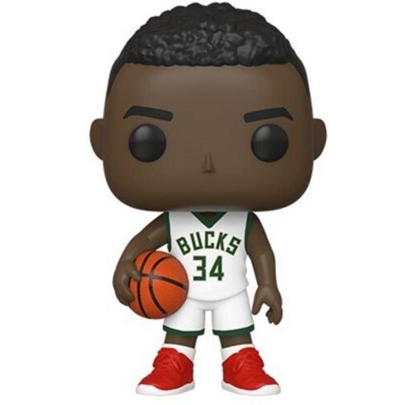 NBA - POP!-Vinyl Figur Bucks: Giannis Antertokounmpo