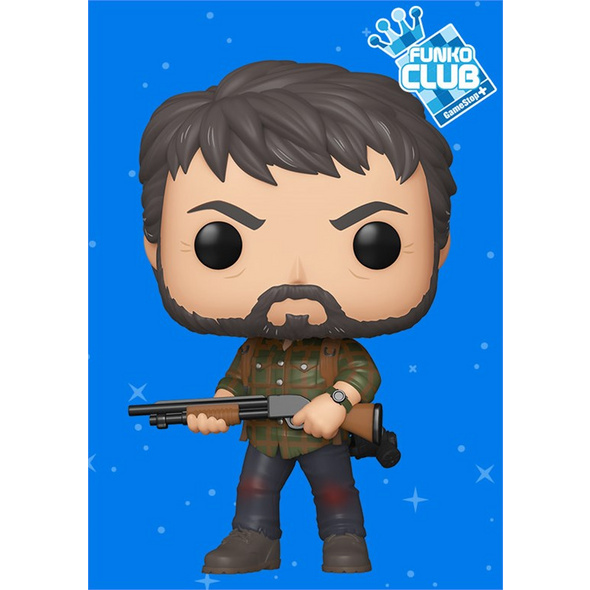 The Last of Us - POP!-Vinyl Figur Joel (Funko Club exklusiv!)
