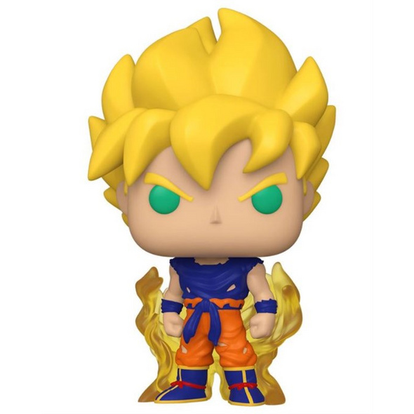 Dragon Ball Z - POP!-Vinyl - Figur Super Saiyan Goku