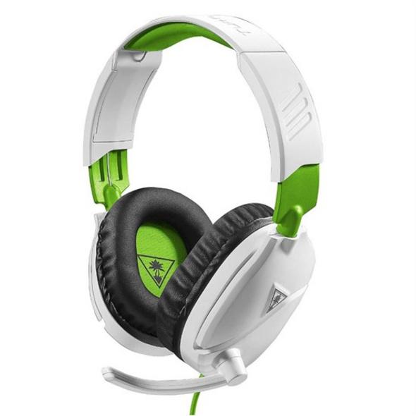 TURTLE BEACH® RECON 70 Gaming Headset weiß für Xbox One, PS4 Pro, PS4, PC und Mobile