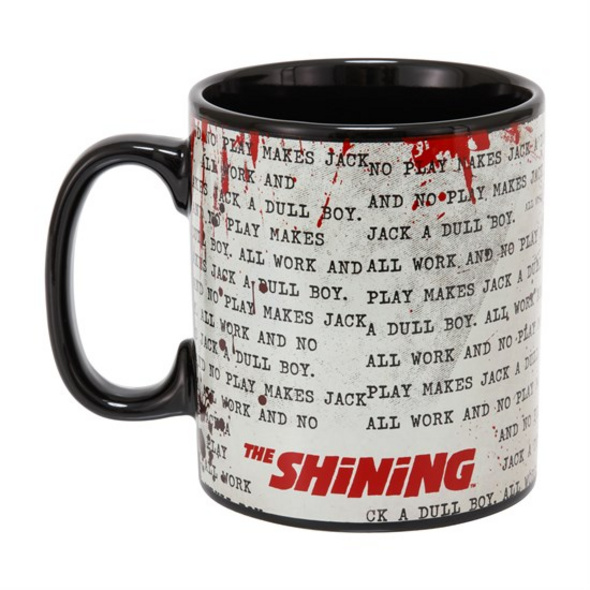 The Shining - Thermo-Effekt-Tasse