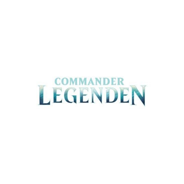 Magic the Gathering: Commander Legenden Sammler-Deck