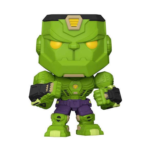Marvel Avengers - POP!-Vinyl Figur Hulk (Mech Series)